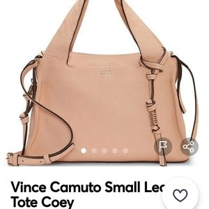 NWT Vince Camuto Corey Tote
